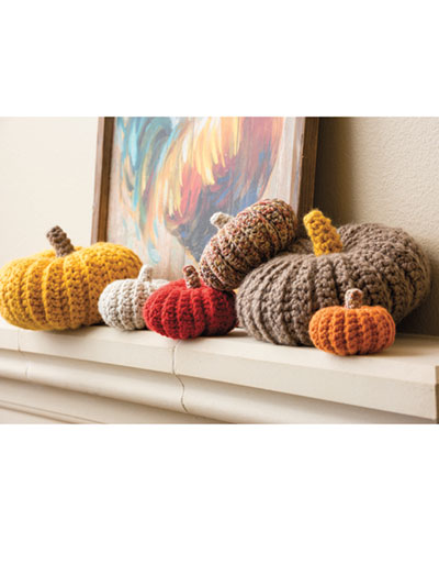 Plenty of Pumpkins Crochet Pattern