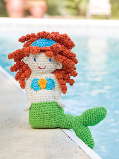 Mia the Mermaid Crochet Pattern