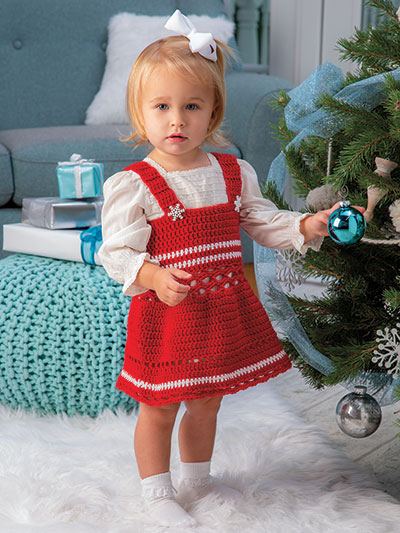 Holiday Jumper Crochet Pattern