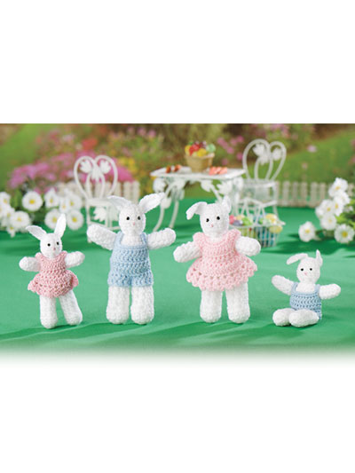 Little Bunnies Crochet Pattern