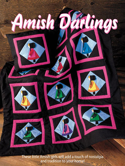 Amish Darlings Quilt Pattern