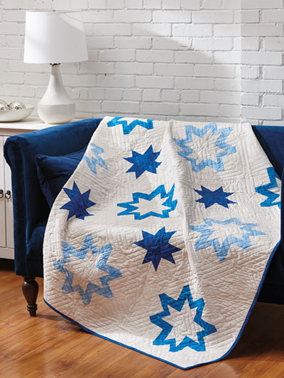 Stars at Night Quilt Pattern