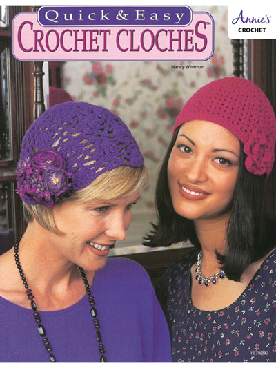 Quick & Easy Crochet Cloches Pattern