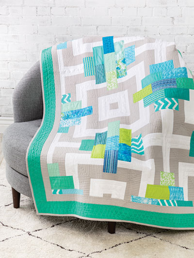 Incandescence Quilt Crochet Pattern