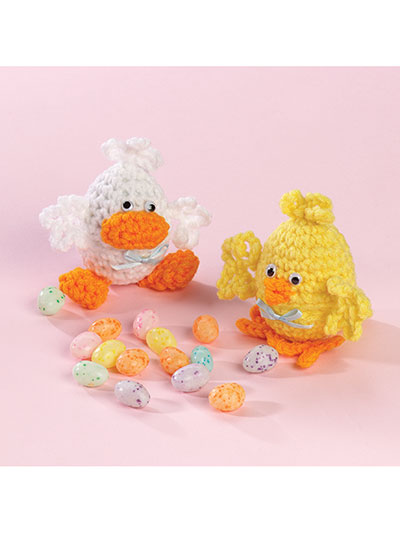 Egg Animals Crochet Pattern