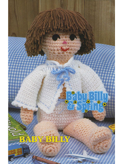 Baby Billy Crochet Pattern