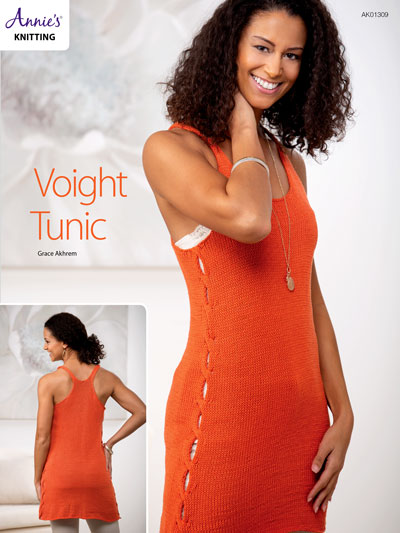 Voight Tunic Knit Pattern