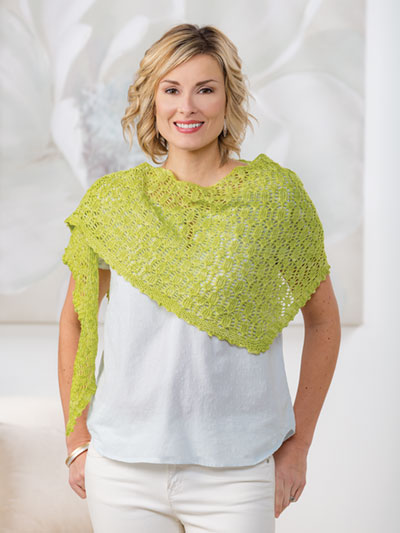 Dougan Shawl Knit Pattern