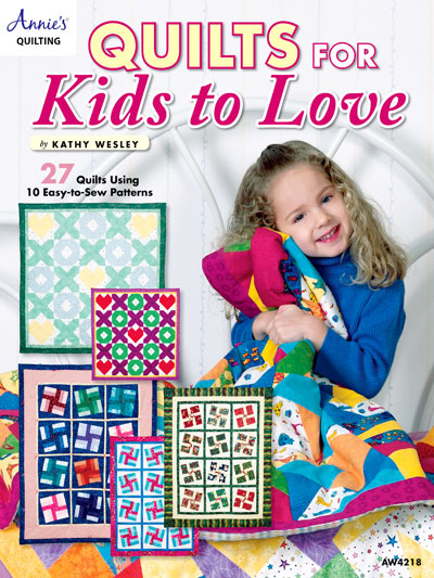 Quilts for Kids to Love