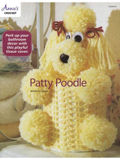 Patty Poodle Crochet Pattern