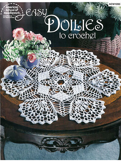 Easy Doilies to Crochet