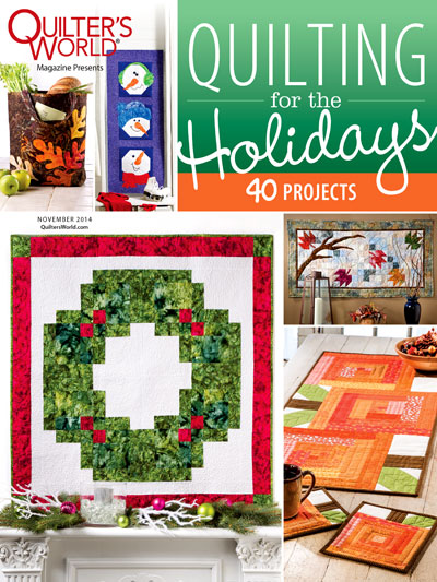 Quilting for the Holidays
