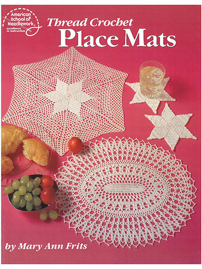 Thread Crochet Place Mats