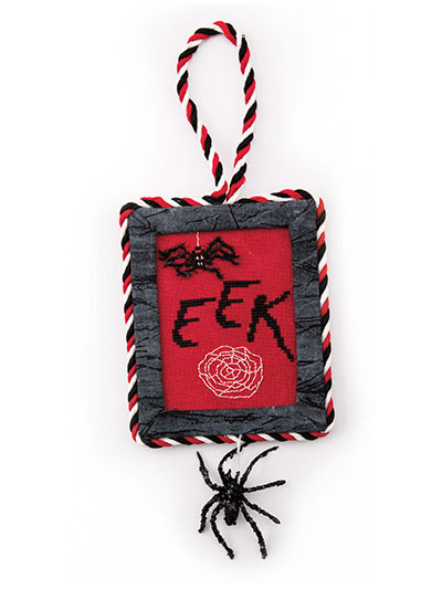 Eek Cross Stitch Pattern