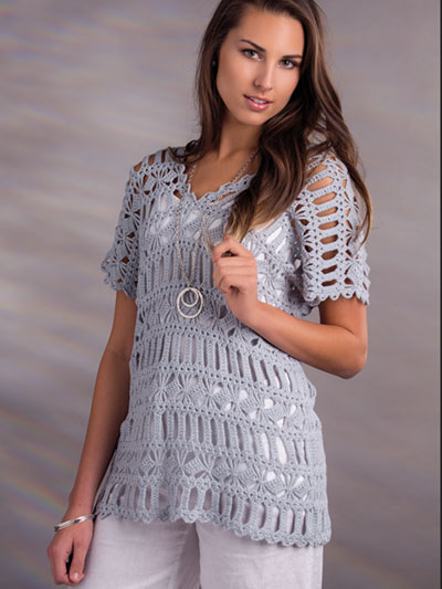 Diamond Line Tunic