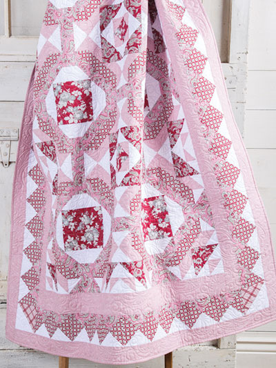 EXCLUSIVELY ANNIE'S QUILT DESIGNS: Rustic Romance Quilt Pattern