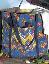 Quilted Bag & Tote Patterns - Quilting Downloads