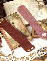 Lacy Bookmarks