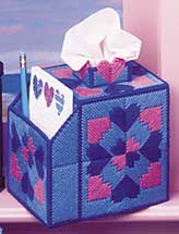 Heart to Heart - Tissue Box