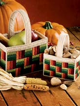 Autumn Fields Nesting Baskets