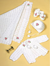 Pretty Posies Layette