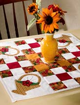 Basket Table Topper