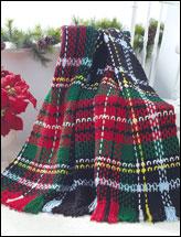 Holiday Seasonal Crochet Afghan Patterns