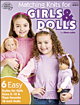Matching Knits for Girls & Dolls
