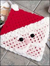 Santa Hot Mat