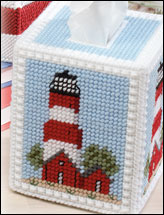 Lighthouse Tissue Cover