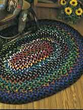 Aggie's Braided Rug