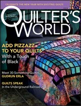 Quilter's World February 2007