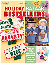 Holiday Bazaar Bestsellers