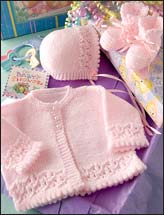 Spun Sugar Baby Set