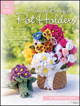 Flower Bouquet Pot Holders