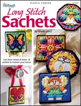 Long Stitch Sachets