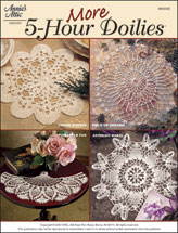 More 5-Hour Doilies