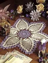 Passing Fancy Doily
