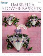 Umbrella Flower Baskets