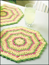 Citrus Lunch Mats