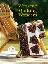 Weekend Quilting Wonders