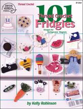 101 Thread Crochet Fridgies
