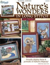 Nature's Wonders in Long Stitch