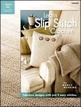 Learn Slip Stitch Crochet