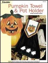 Pumpkin Towel & Pot Holder