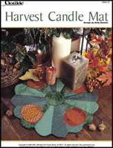Harvest Candle Mat