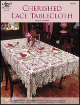 Cherished Lace Tablecloth