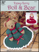 Topsy-Turvy Doll & Bear