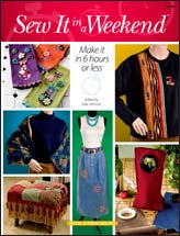Sew It in a Weekend