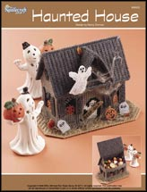 Haunted House Treat Holder